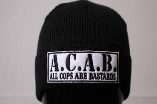 Winter hat ACAB