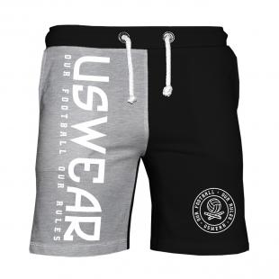 Shorts grey-black
