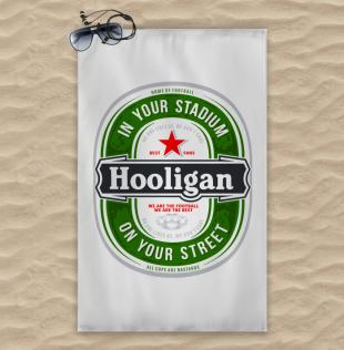 Hooligan towel 120x74