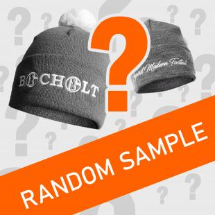 Cotton hat sample