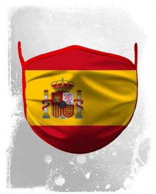 Face mask Spain