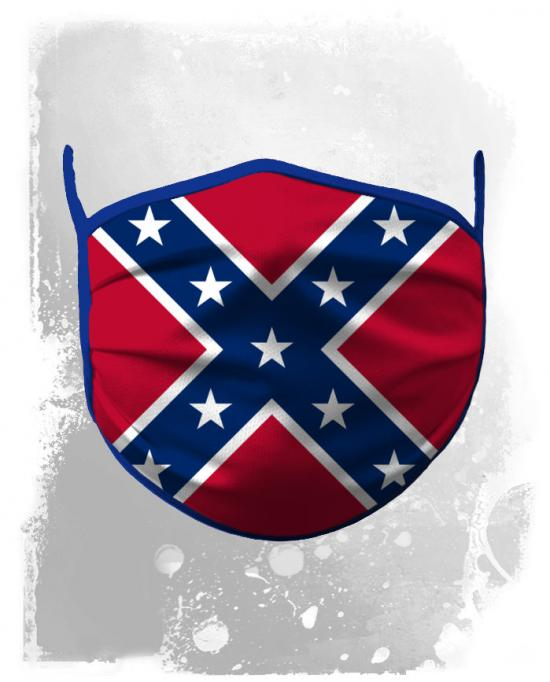 Face mask Confederate