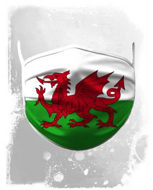 Face mask Wales
