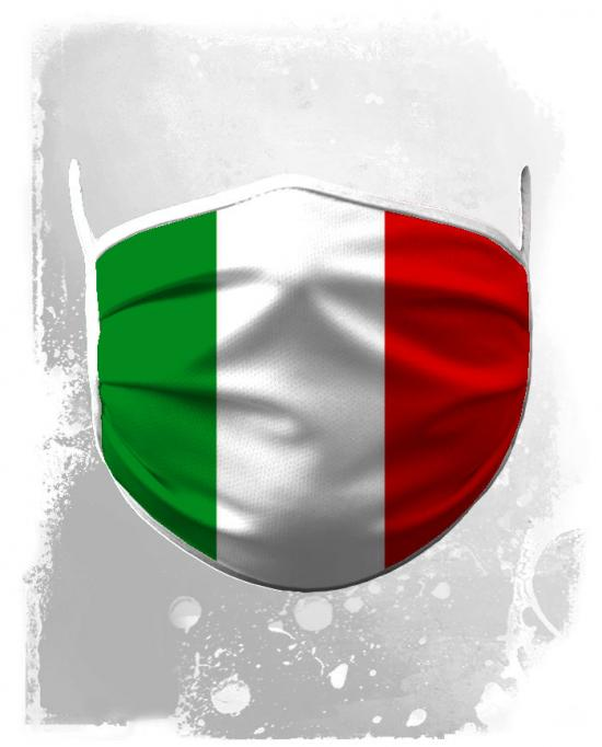 Face mask Italy