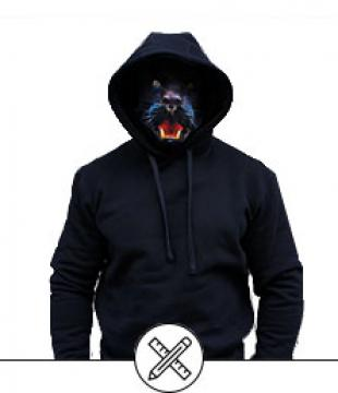 Safety net hoodie