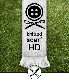 Knitted HD scarves